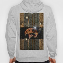Steampunk,  with awesome eagle Hoody