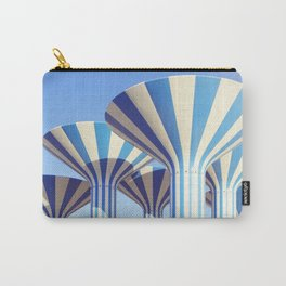 Kuwait Water Towers Carry-All Pouch