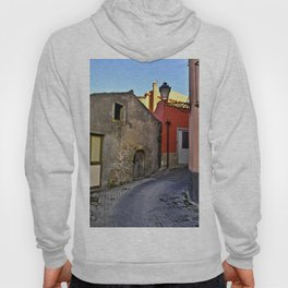 Medieval village of Sicily Hoody