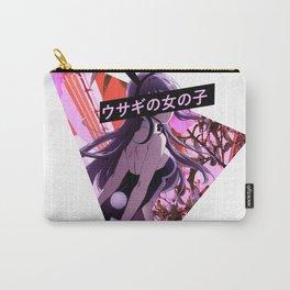 BUNNY GIRL SENPAI SAD JAPANESE ANIME AESTHETIC Carry-All Pouch