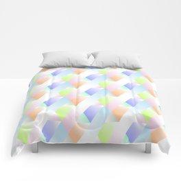 Irregular Forms Comforters