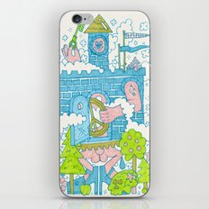 INNER PEACE UNLOCKED iPhone & iPod Skin