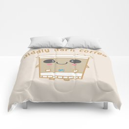 Diddly Darn Coffee Comforters