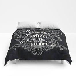 Beautiful Creatures - Grave - Black Comforters