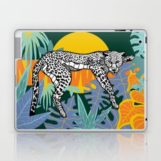 Jungle Illustration Laptop & iPad Skin