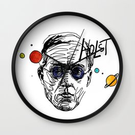 Gustav Holst The Planets Wall Clock