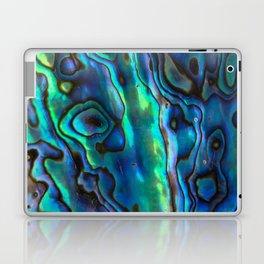 Blue Abalone Laptop & iPad Skin