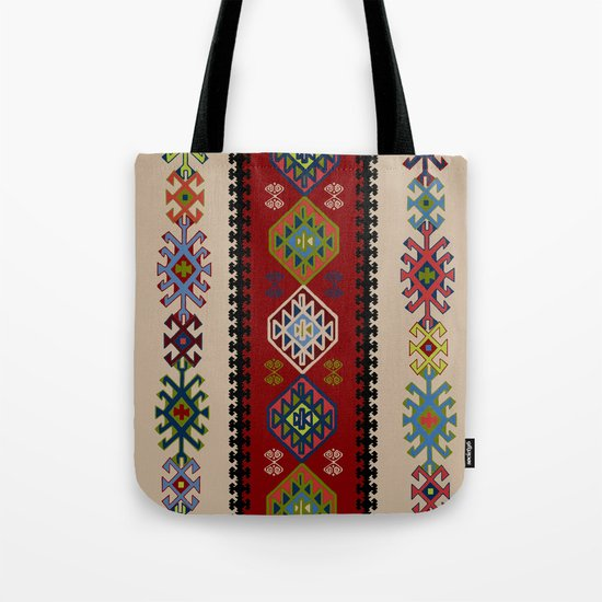 Kilim pattern #022 Tote Bag