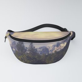 My Inspiration Castle Crags California Fanny Pack