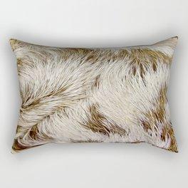Boca Sloth coat  Rectangular Pillow