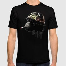Born to kill Black Mens Fitted Tee X-LARGE