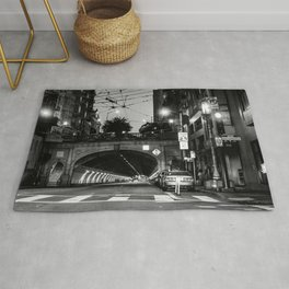 San Francisco Tunnel Rug