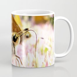 Watercolor Butterfly, Sachem Skipper Butterfly 04, Middletown, Maryland Coffee Mug