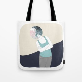 YING-YANG Tote Bag