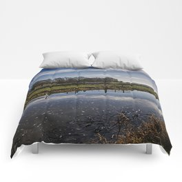 Tranquillity at Potman's Heath Comforters
