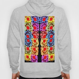 mosaic colorfull Hoody