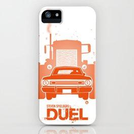 Steven Spielberg's DUEL iPhone Case