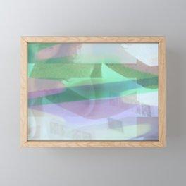 Poor Reception 1 Framed Mini Art Print
