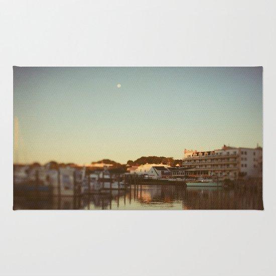 Harbor Moon Rug