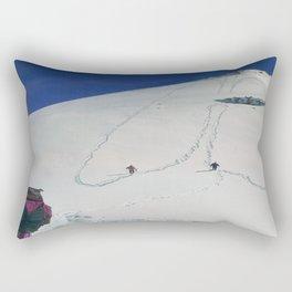 Hiking Rectangular Pillow