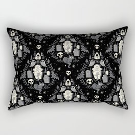 Graveyard Ghouls Rectangular Pillow