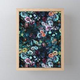 Night Garden Framed Mini Art Print