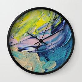 San Antonio River Wall Clock