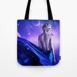 Cosmic Dreams Tote Bag