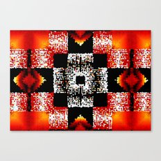 4 Winds and Fire Canvas Print