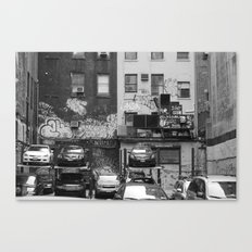 NYC, yes! Canvas Print