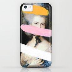 Brutalized Gainsborough 2 iPhone 5c Slim Case
