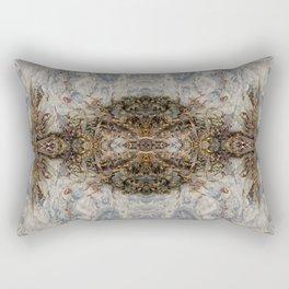 Transcending (Mandala-esque #1) Rectangular Pillow