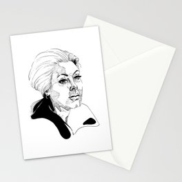 Someone like her Stationery Cards
