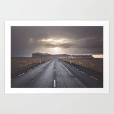 Route 1 Art Print