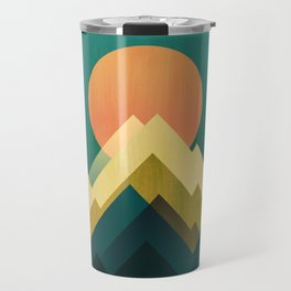 Gold Peak Travel Mug