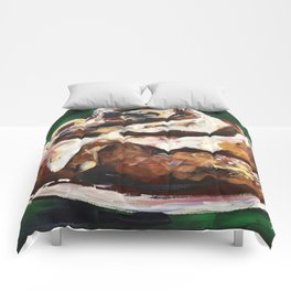 Cinnamon Roll Comforters