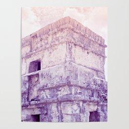 mayan ruins 2 Poster