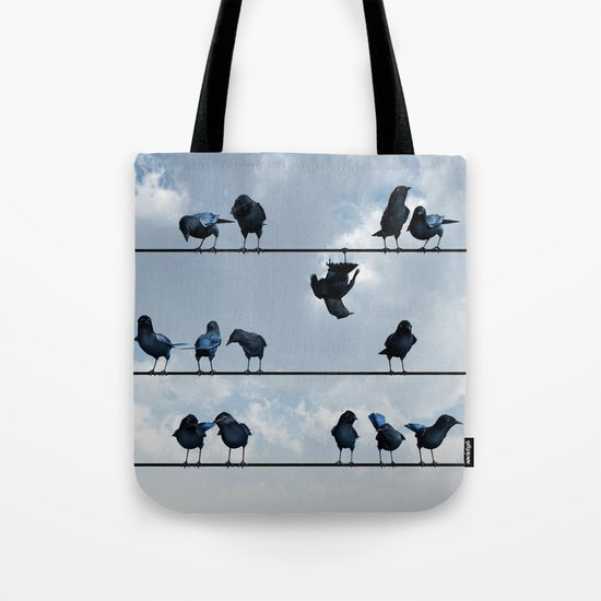 Show Off Tote Bag