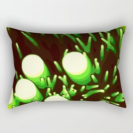 Undersea Rave Rectangular Pillow
