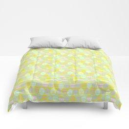 candy color easter egg hunt Comforters
