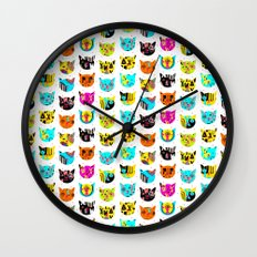 C.C.W.C. Wall Clock