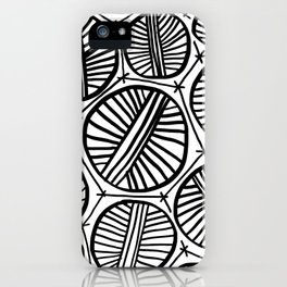 Pattern_001 iPhone Case