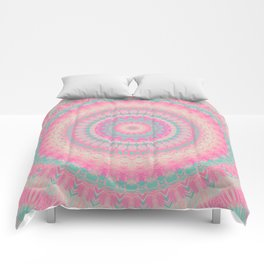 Mandala 418 Comforters