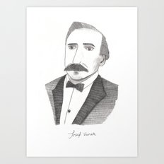 Josef Vanek Art Print