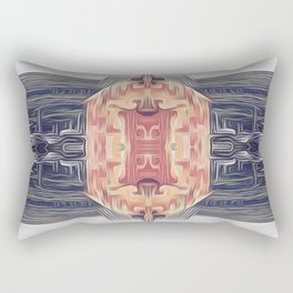 True North and True South Rectangular Pillow