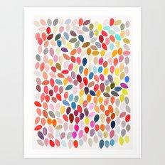 rain 3 Art Print