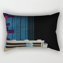 Mega City 200X Rectangular Pillow