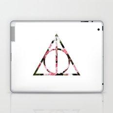The Girly & Deathly Hallows Laptop & iPad Skin