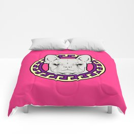 French Caviar - Lollipop Pink Comforters