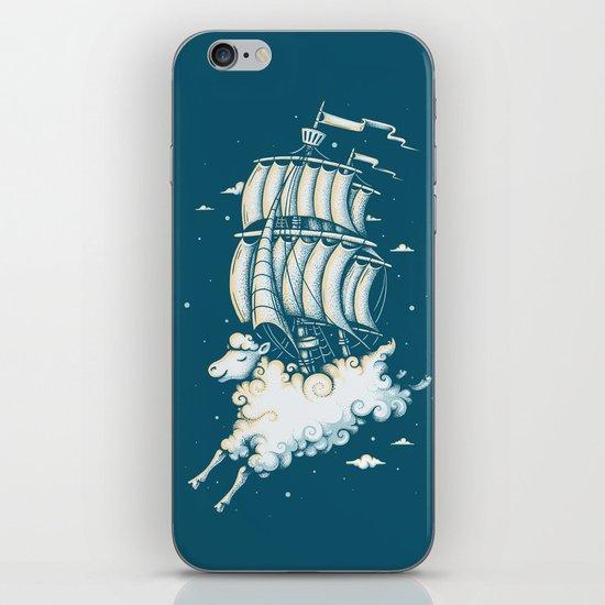 Shipped Away iPhone & iPod Skin